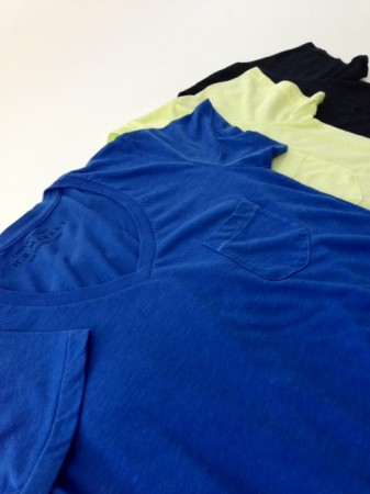 3color vneck t hrm
